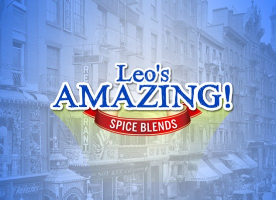 Leos Amazing Spice Blends